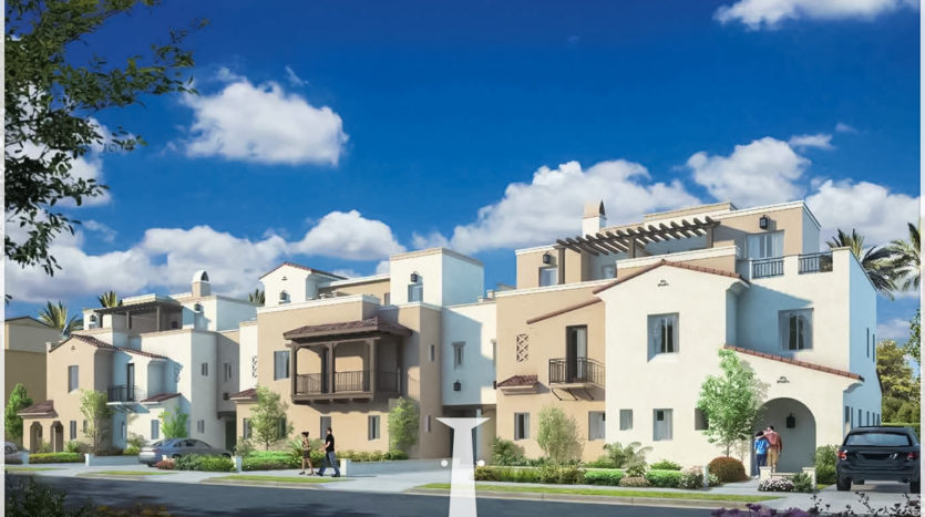 Townhouse for sale in Mivida Emaar