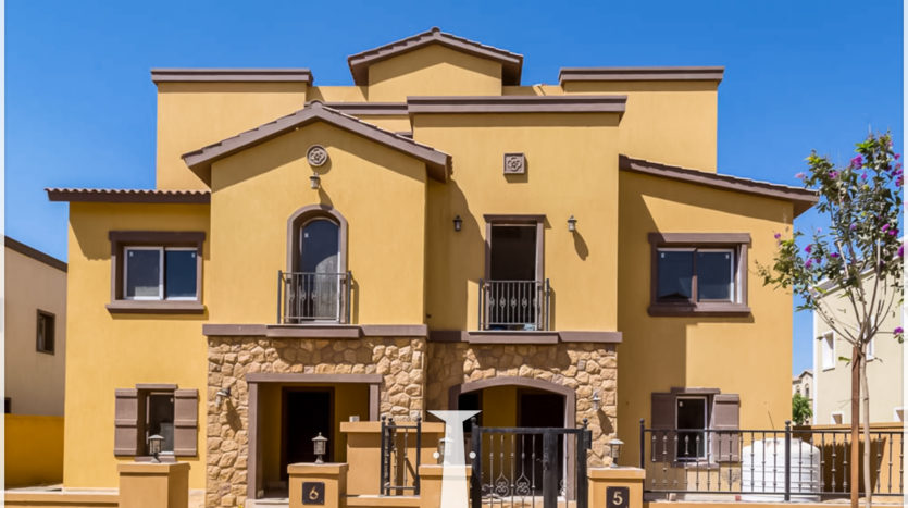 Twin House for sale in Mivida