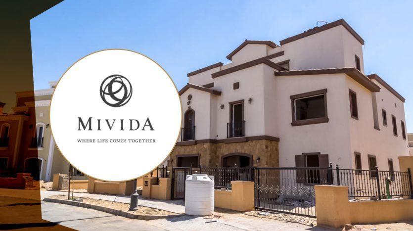 Twin house Mivida