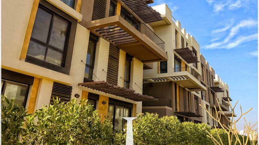 Duplex in Eastown New Cairo