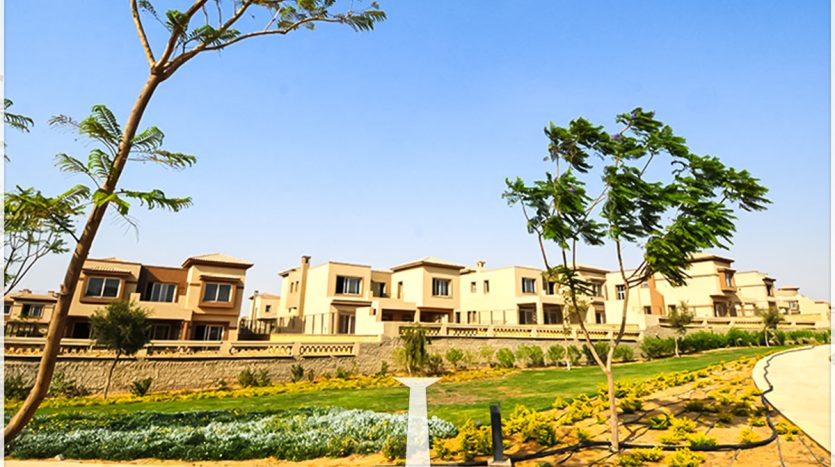 Townhouse Middle in New Cairo