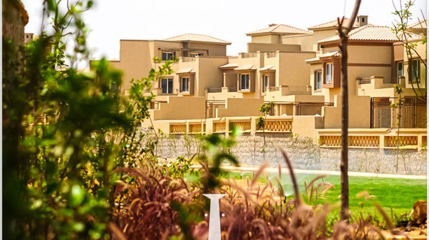 Twin house for sale Palm Hills Katameya