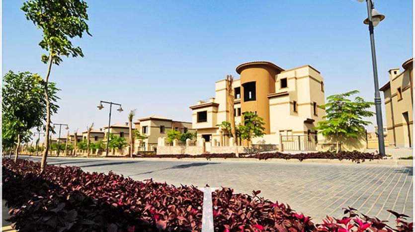 Villa in Palm Hills Katameya
