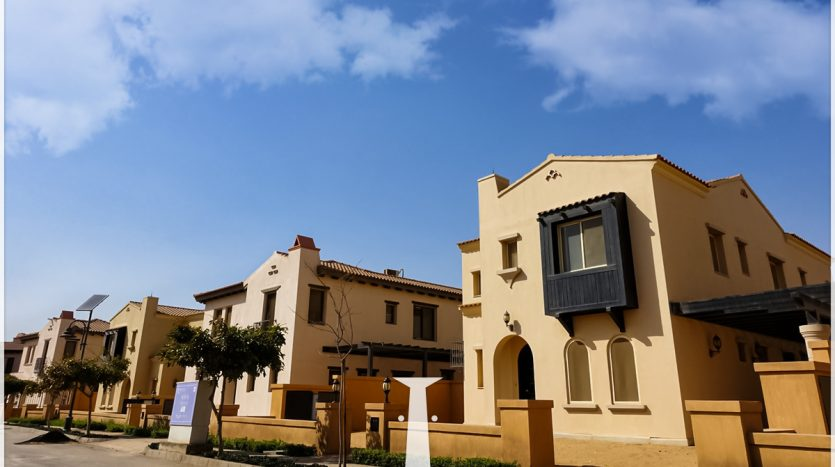 Twin House For Sale in Fifth Settelment