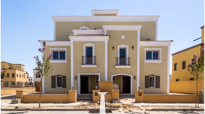 Twin House Fully Finished For Sale in Mivida