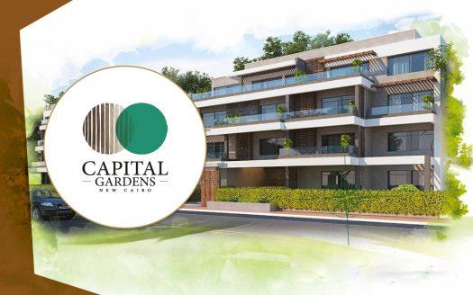 Capital Gardens in New Cairo