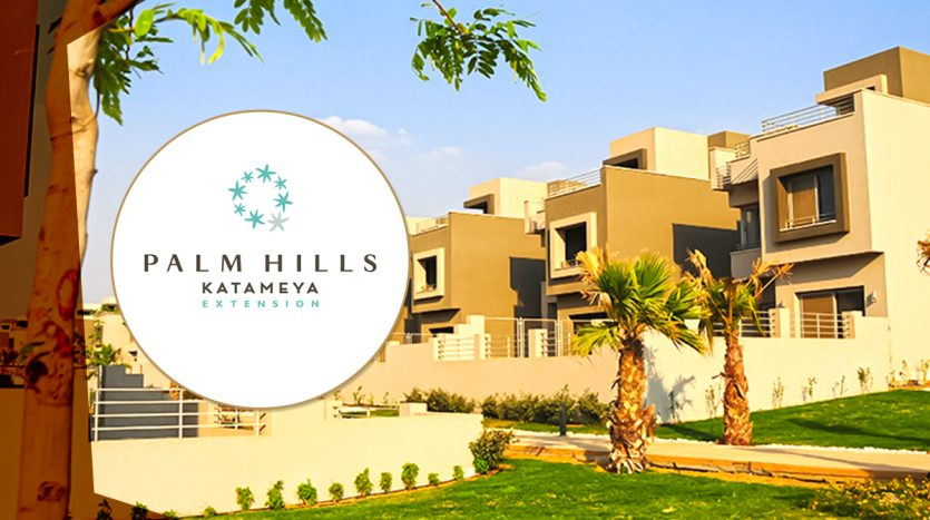 Villa With Installments in Palm Hills Katameya