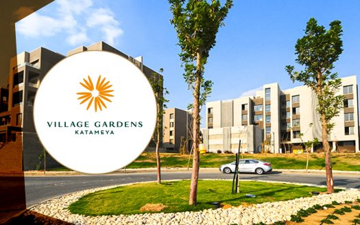 Apartment For Sale in Village Gardens Katameya
