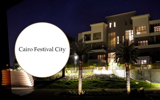 Apartment For Sale in Cairo Festival City