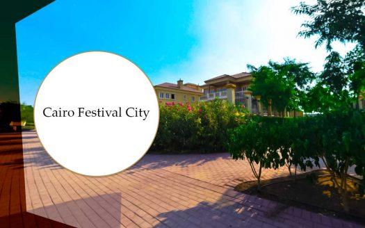 Cairo Festival City- Villa 725m