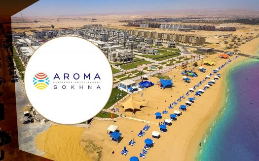 Aroma Residence El Ain Elsokhna