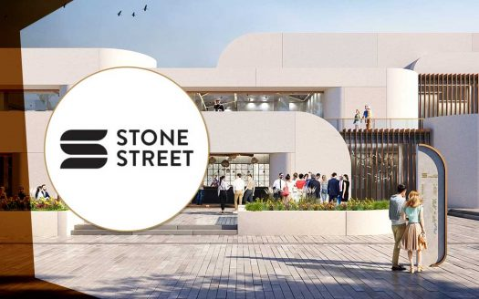 Stone Street New Cairo