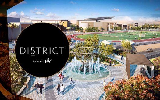 District 5 Marakez