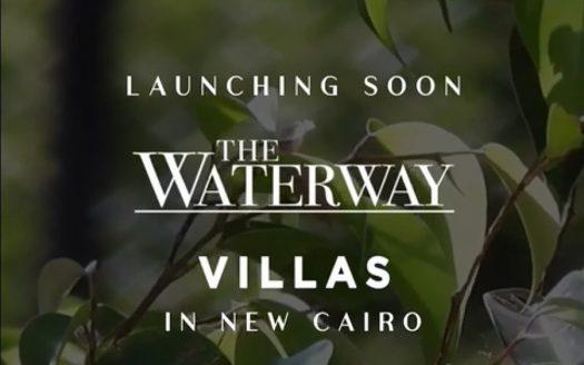waterway villas new cairo